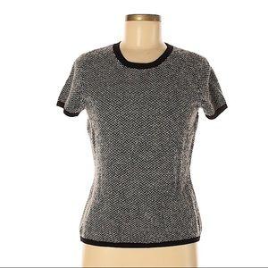 ❗️Talbots Wool Silk Blend Top MSRP $128!